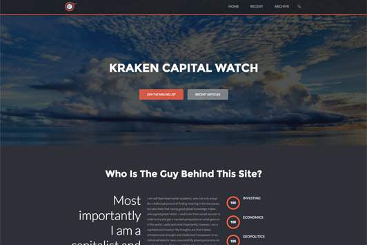 Kraken Capital Watch