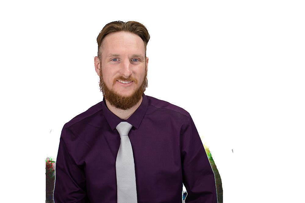 JP Miller Lead Web designer